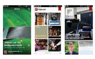 تنزيل تطبيق Flipboard أندرويد