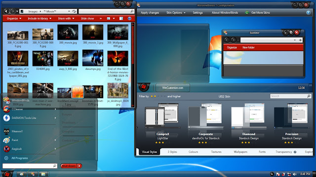 Crack windows blind 7. WindowBlinds 8 Full Version (with Patch) Download.
