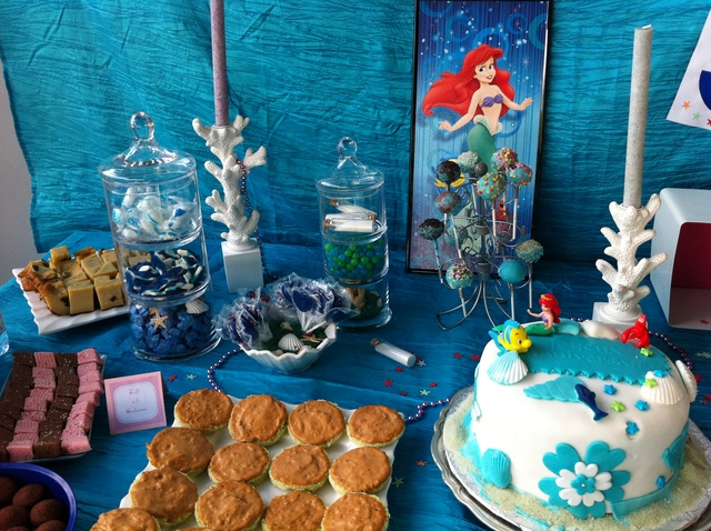 Under the Sea Birthday Party Ideas}
