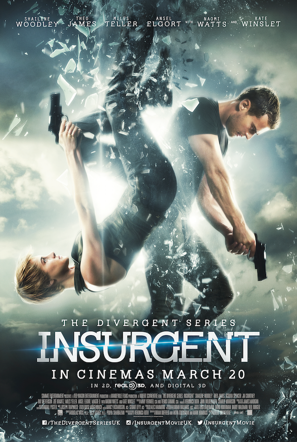 The Divergent Series Insurgent 2015 MP4 Sub Indo