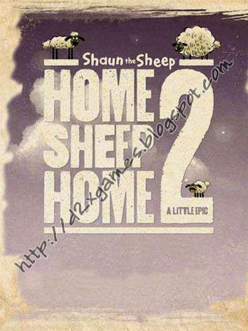 Free Download Games - Shaun The Sheep Home 2