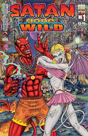 SATAN GONE WILD #1 digital comic