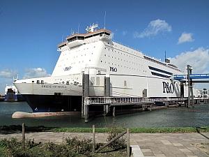 Lf1 north sea route hull zeebrugge rotterdam hull - Where is zeebrugge ferry port ...