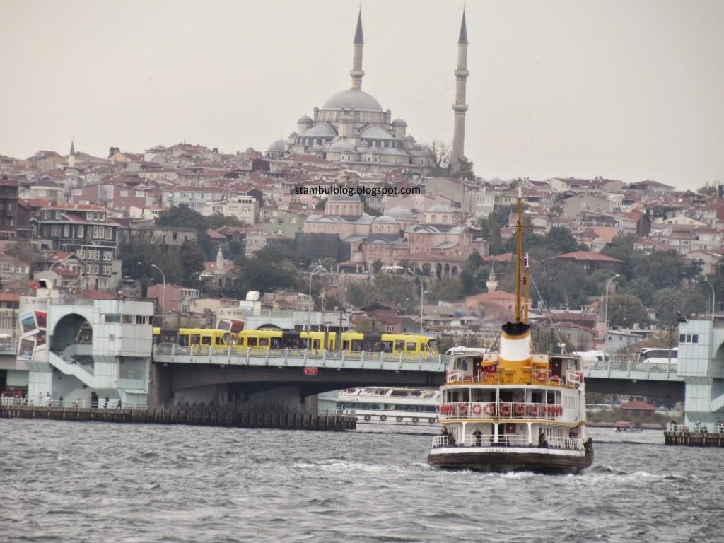 Дождливый Стамбул