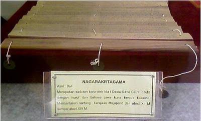 Kitab+Negarakertagama 7 Kitab Kuno Peninggalan Zaman Kerajaan di Indonesia