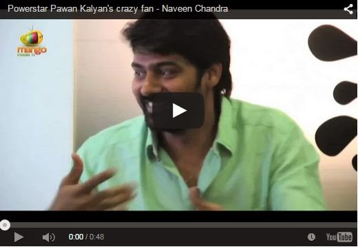 Powerstar Pawan Kalyan's crazy fan