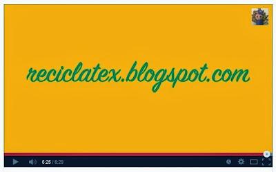 Reciclatex Vídeo Tutoriales