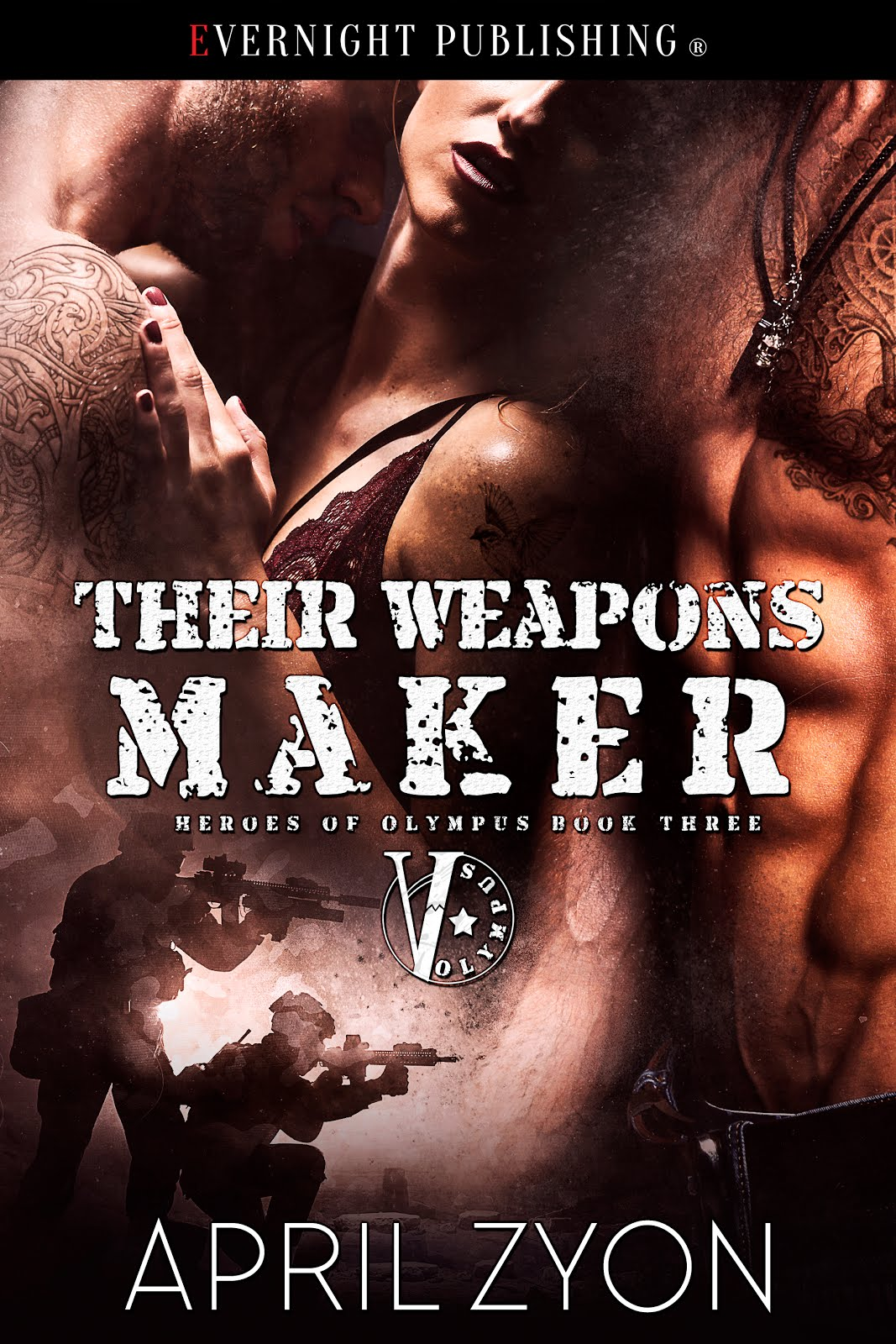 Their Weapons Maker, Heroes of Olympus 3