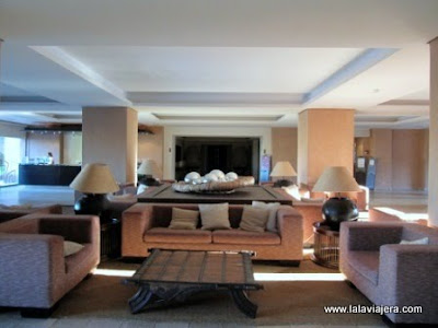 Lobby Islantilla Golf Resort