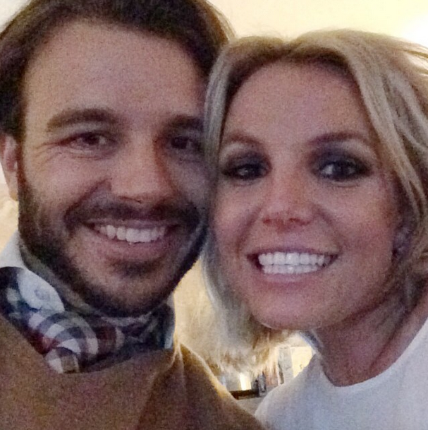britney spears, charlie ebersol, work bitch, k-fed,