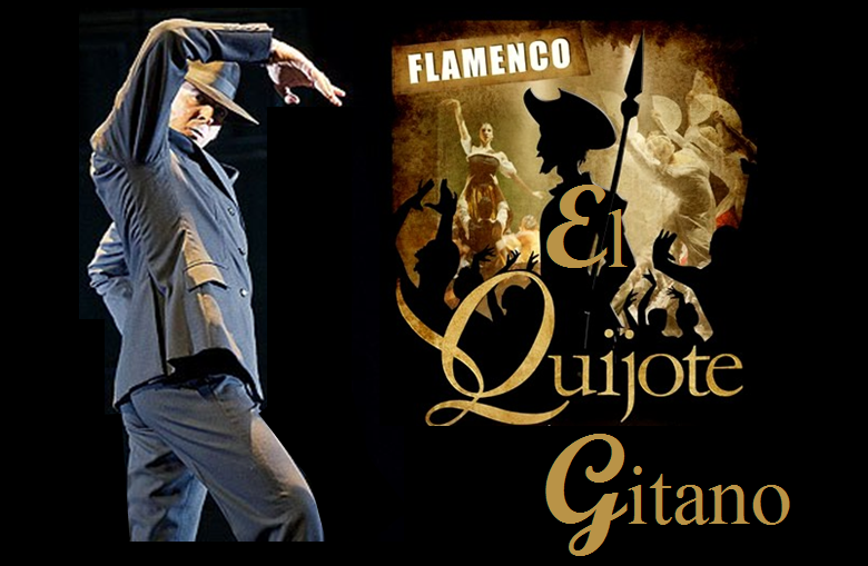 """""""EL QUIJOTE GITANO"""""""