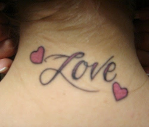 Love Quotes Tattoo Designs & ideas For Girls