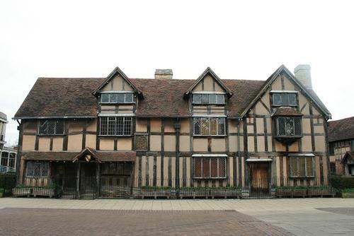 shakespear's-house