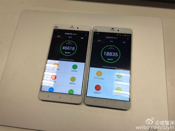 Xiaomi Mi Note Hadir, Sang 'Kembaran' Pun Menyusul