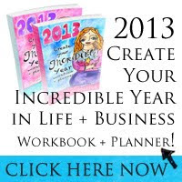 Create your incredible life!