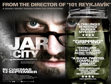 Jar City Film Poster