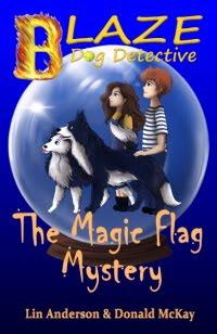 Blaze Dog Detective (Book 1)