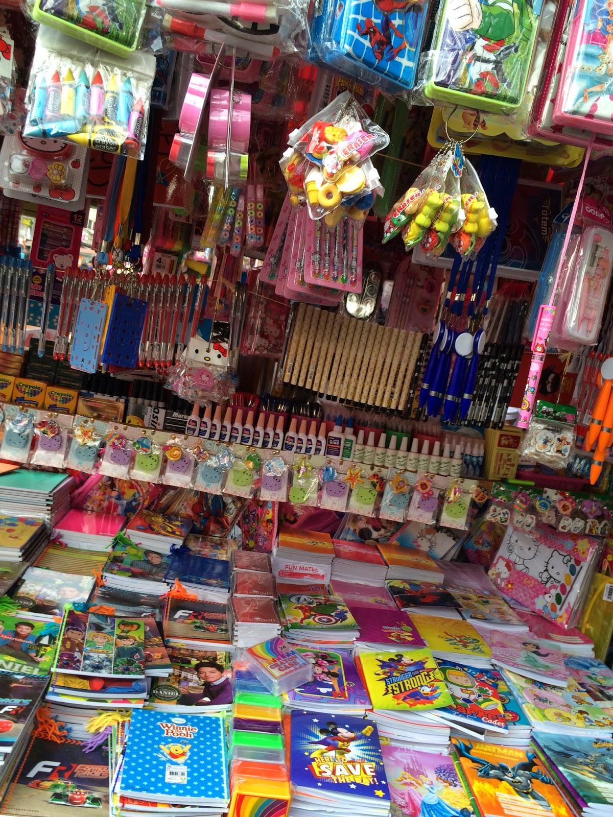 EcoWaste Coalition Baclaran Street Vendors Found Selling