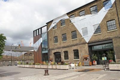 Restaurante Grain Store en LONDRES. Blog Esteban Capdevila