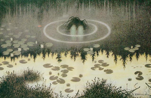 Nøkken (The Water Spirit), 1904