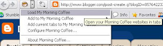 Best Firefox Addons morning coffee