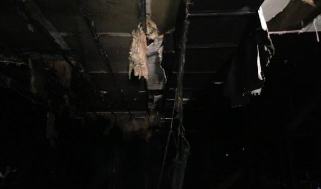 Incêndio na boate Kiss em Santa Maria - RS