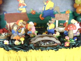 Dicasfesta - Decorando Festa Infantil