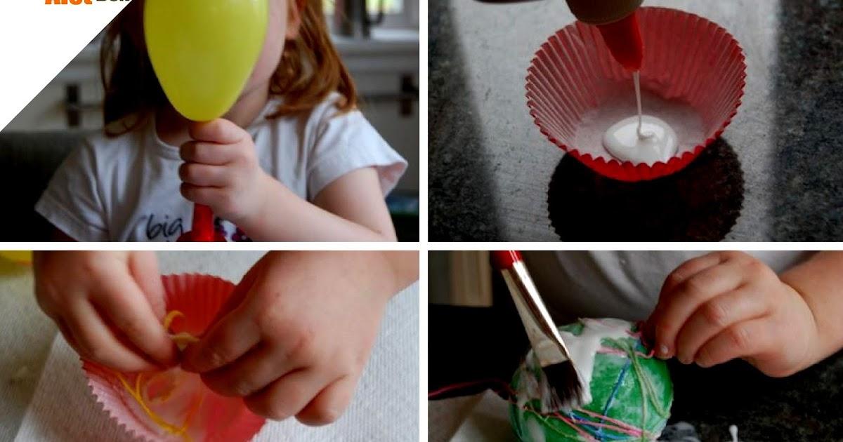 Как сделать нелопающиеся шарики