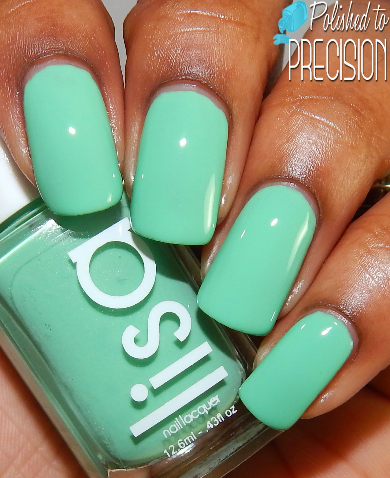 Lisa Lacquer Pistachio Ice Cream