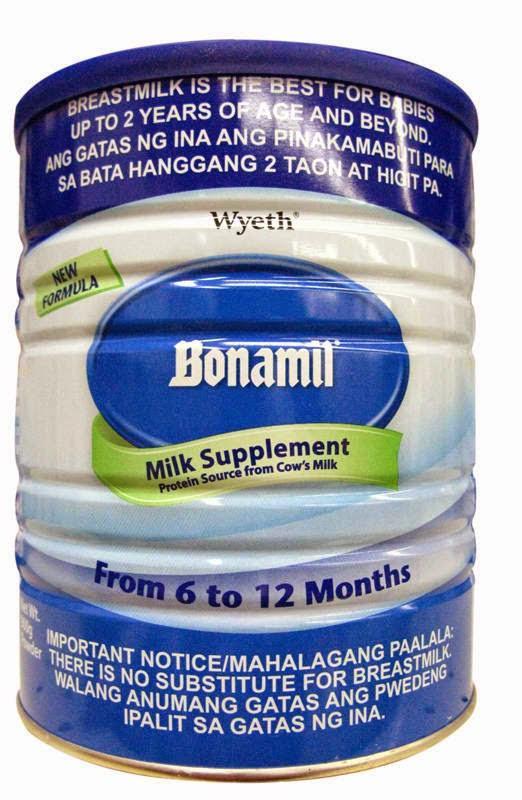 Bonamil milk