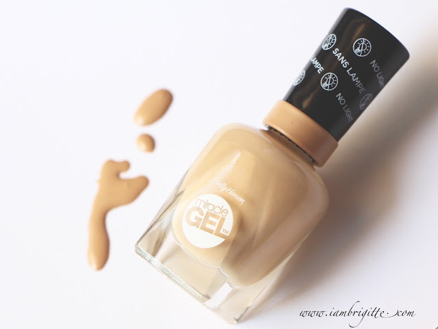 Sally Hansen Miracle Gel in How Nude