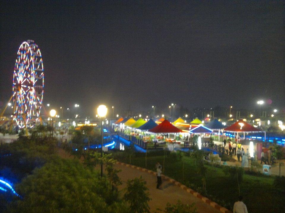 Places Near Mumbai Yazoo Park At Virar
