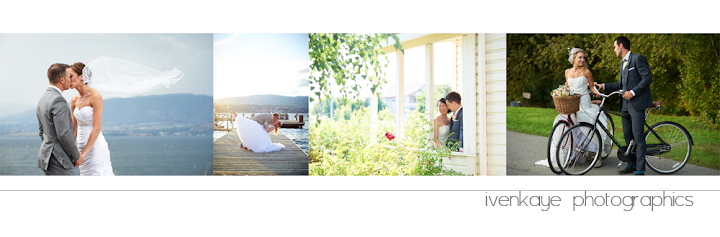 IvenKaye Photographics - Kelowna Wedding Photographers