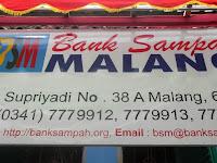 Bank Sampah Malang (BSM) Jadi Percontohan Nasional