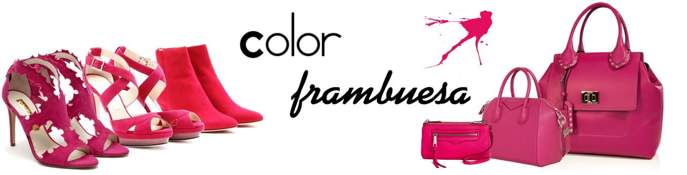 Color Frambuesa