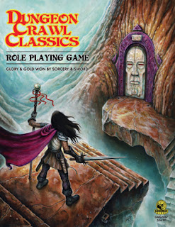 Dungeon Crawl Classics rpg cover