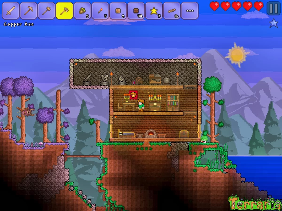 terraria hack mod apk free download