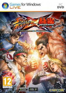 Street Fighter x Tekken PC Game (cover)