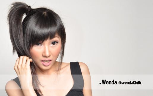 Wenda Cherry Belle