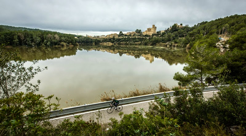 Cycling Sitges with Montefusco Cycling