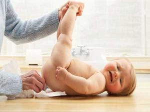 Solusi Bayi Diare