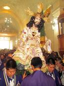 Ceremonia de Bajada del Señor de la Amargura - 03/02/13