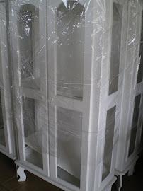 cristaleira  02 portas