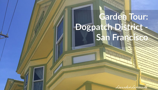 Garden Tour: San Francisco's Dogpatch Neighborhood