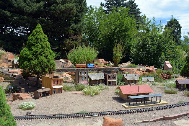 There Are Many Whimsical Places In Hudson Gardens And Event Center, Which  Makes It A Charming Place For Children To Visit. The Garden Railroad Mimics  ...