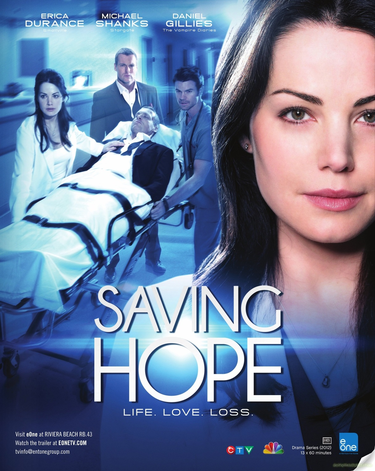 SAVING HOPE 1X13