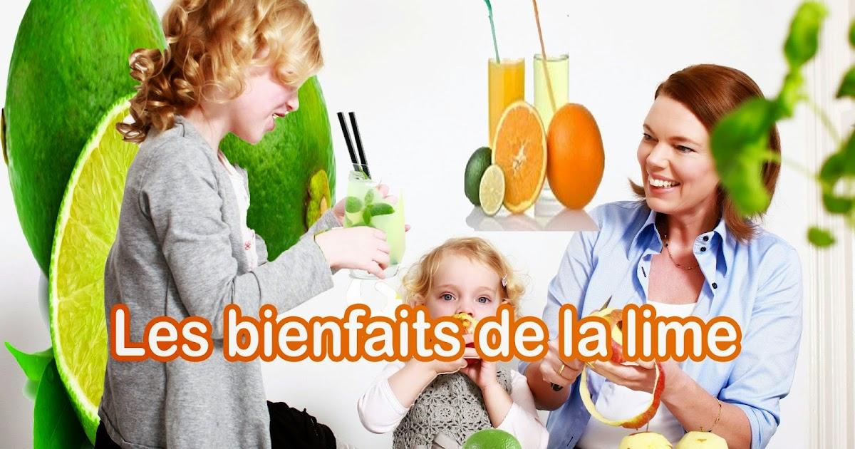 Les bienfaits de la lime ~ Sports et santé