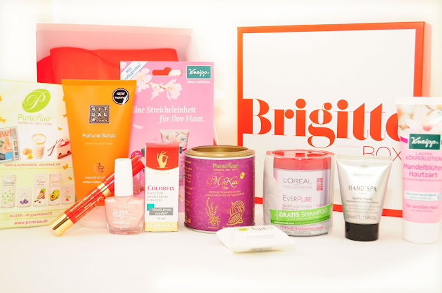 #BrigitteBox, Beauty-News im September 2015 2