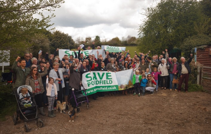 SAVE POUNDFIELD