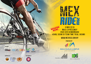 MEX Ride 2018 - 12 August 2018